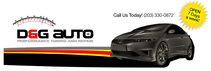 Welcome to D&G Auto Tuning and Repair, Call us today (203) 330-0872